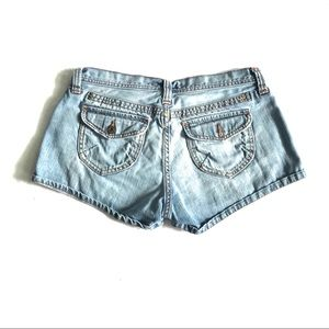 Lucky Brand Shorts - Lucky Brand Denim Shorts